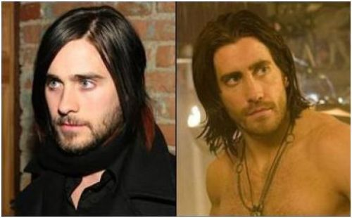 Doppelganger Alert Jared Leto and Jake Gyllenhaal