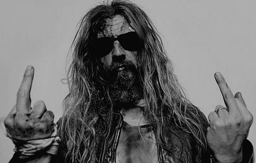 Rob Zombie  Going to see him with Slayer on Aug 3 with my main witch!