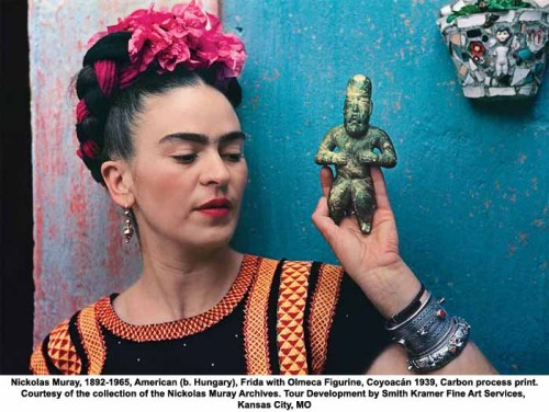 One of my inspirations. Mexican artist Frida Kahlo. A visionary in her own right, wife of Mexican artist Diego Rivera.  An enduring, strong and charismatic woman.