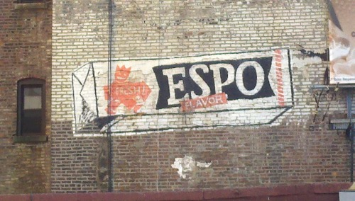 ESPO. Hell's Kitchen NYC