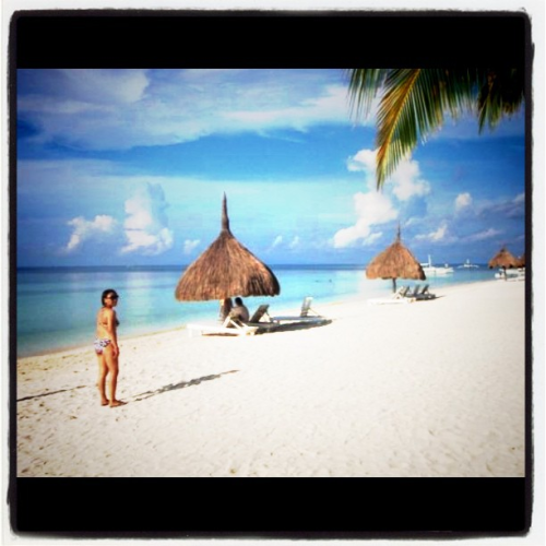 Bohol Beach Club, Philippines (Taken with instagram)