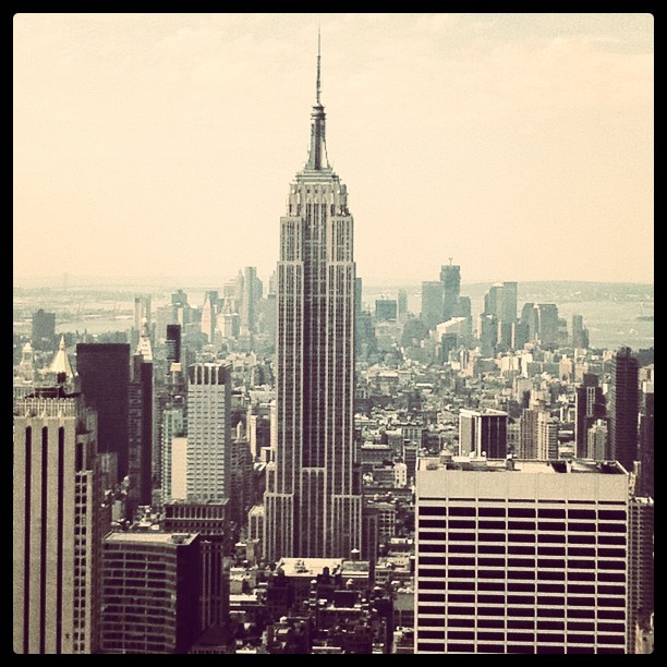 The empire state!!