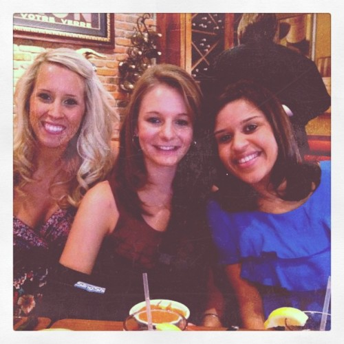 my gorgeous friends:) (Taken with instagram)