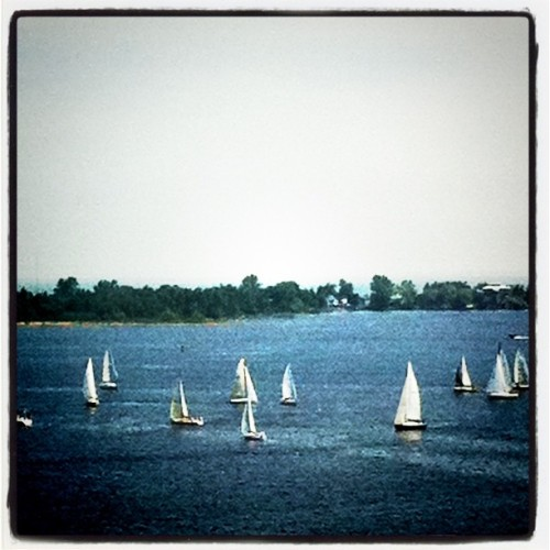 sailboats (Taken with instagram)