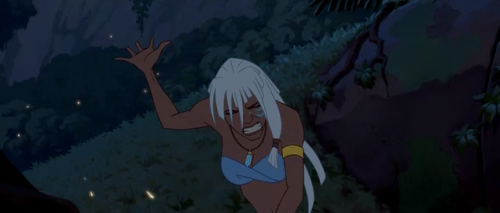 Kida from Disney's Atlantis: The Lost Empire
