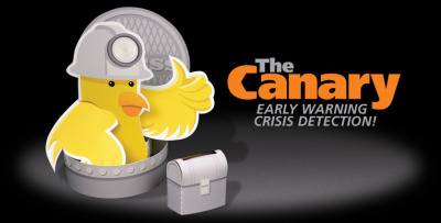 """The Canary"" Glue-less, Knife-less, Easy-to-build Papercraft David Landis creates quite pleasing and, as advertised, ""easy-to-build"" papercraft models that can be assembled in 10 minutes without tape, glue, or knives. Even the cut-sheets themselves are beautifully designed. Too lazy to print them yourself? Fine. He has a book coming out this fall. Says he: In an increasingly digital world, it's nice to do something organic for a change. Desktop Gremlins are free construction kits that enable you to print and build ultra-cool paper sculptures. They're super-easy to make, fun to display and awesome to share. Each Desktop Gremlin design has a different story, unique characteristics and zany reasons to be sitting on your desk. Build your own little mischief-maker today! (via DesktopGremlins.com)"