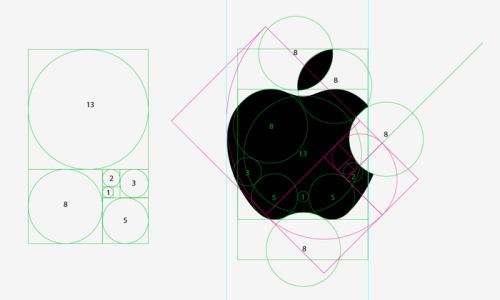 Apple Logo - the most beautiful logo ever designed.