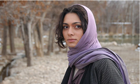 seaofgreen:  Iranian actress Pegah Ahangarani has been arrested in Tehran en route to the women's World Cup in Germany.From the Guardian:  Ahangarani fell foul of the Islamic regime when she publicly campaigned for opposition leader Mir Hossein Mousavi in Iran's 2009 presidential elections, but escaped arrest until recently because of her widespread popularity.  She is the second woman to have been arrested in recent weeks in connection with the women's World Cup in Germany. Maryam Majd, a prominent Iranian photographer and activist who had campaigned for women to be allowed to enter stadiums to watch football matches in Iran, was arrested in late June before going to Germany, where she wanted to work on a book about women and sport. […] At least four other women rights activists have been arrested in recent weeks, including Mahnaz Mohammadi, an acclaimed documentary filmmaker, Zahra Yazdani, a journalist, and campaigners Maryam Bahrman and Mansoureh Behkish. […] Ahangarani has contacted her family once since her arrest, when she told them she was unaware of her whereabouts or the charges against her. No information was available on where she was being held or whether she had access to legal representation.