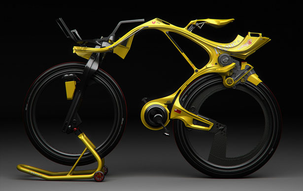 INgSoc Bicycle Design is not the usual. See for yourself, here.