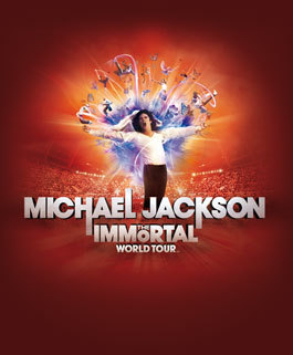 Cirque du Soleil Michael Jackson THE IMMORTAL Im super excited for this! Ive always loved Michael Jackson(: February 10, 2012 in Houston TX