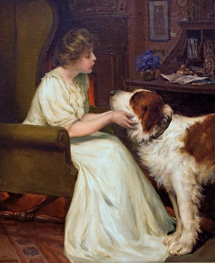 Warren B. Davis A Trusted Confidante 19th century