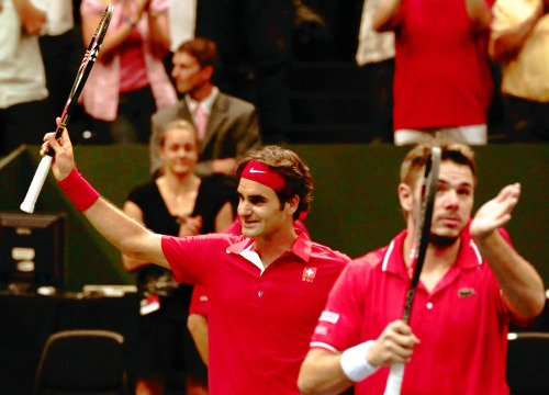 Davis Cup: Swiss vs Portugal