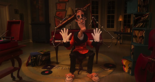 Other Father from LAIKA's Coraline