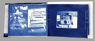 My Cyanotype Book