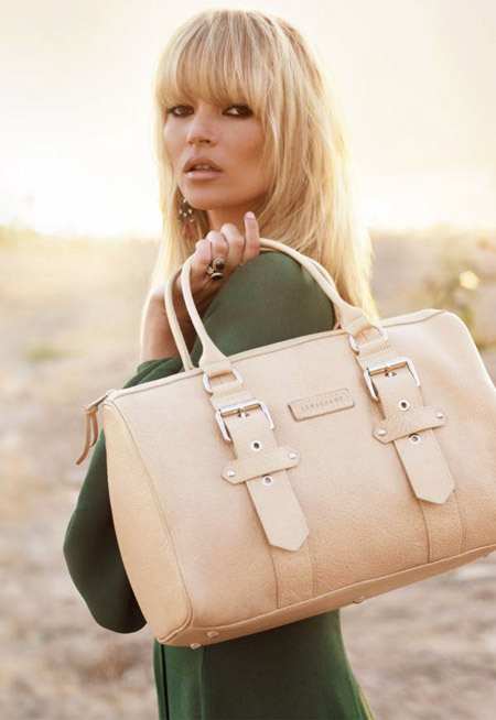 Kate Moss for Longchamp