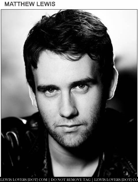 myliverhasdied:  Hullo Matthew Lewis a.k.a Neville Longbottom! Wish i had money to go and see Harry Potter, although i cried after reading the last book and because i know what happens, i don't think i could actually cope. I'd end up being a mess! That's my childhood/teenager years officially gone now, the films are finished and i'm 21 in less that 2 weeks. I have a serious Peter Pan complex.