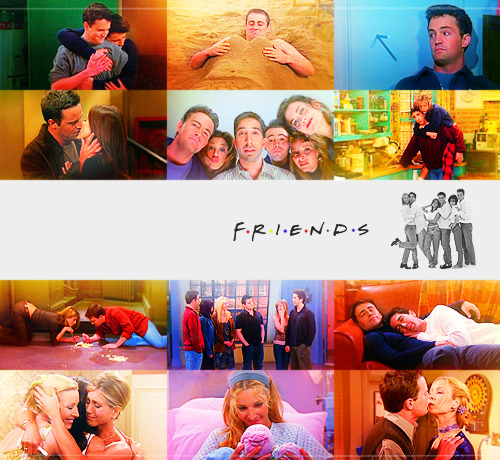 tv meme | 09 canceled/ended showsfriends