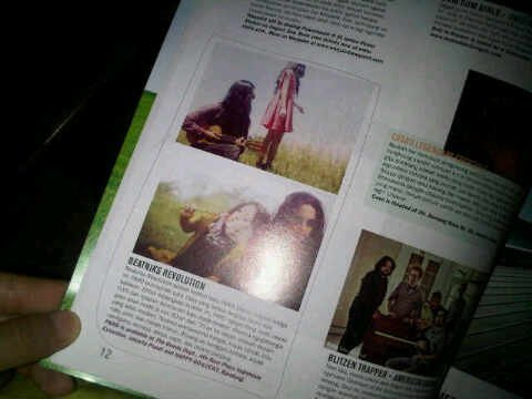 PARD and FLYK on Juice Magazine Indonesia July Edition