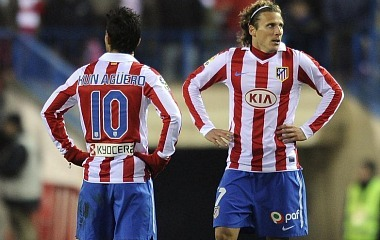 I will always love this kit. Such a brilliant look Atléti has.