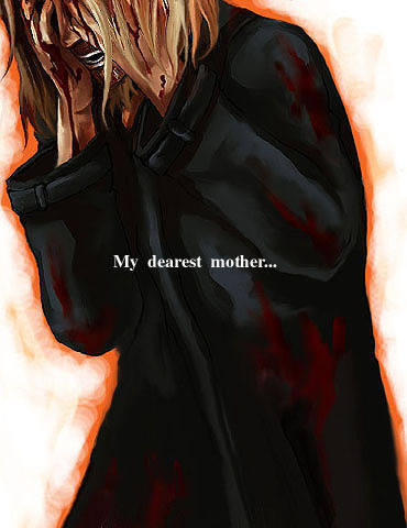 Okay, that's all for today. Ask me in my ask box which silent hill game/character I should spam next. I have a lot, but I don't have much Lisa Garland, Mary Sunderland, or Robbie the Rabbit. If you ask for any of those, you may have to wait a day.