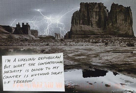 Relate-able Post Secret of the week…