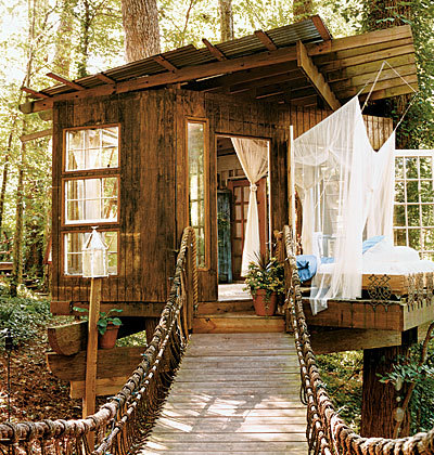 sunsurfer:  Treehouse Restaurant, Decatur, Georgia photo via sunset   I just can't.. :')