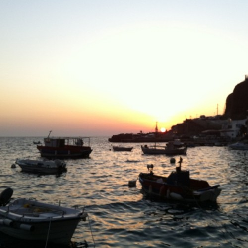#nofilter (Taken with Instagram at Sunset Taverna)