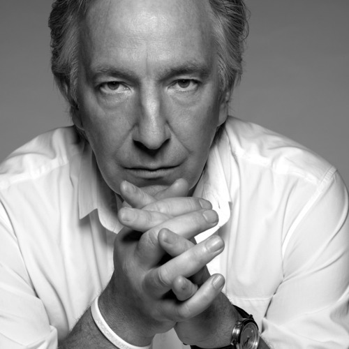 Alan Rickman - My mistress' eyes are nothing like the sun