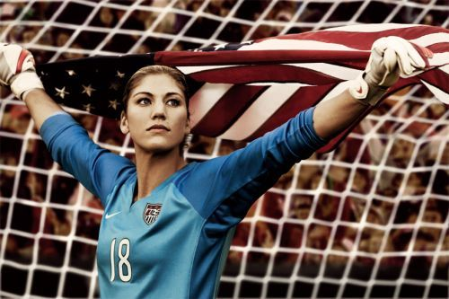karishmaster:  Lets go USA!!!  Good run USA. I'm proud of you ladies!