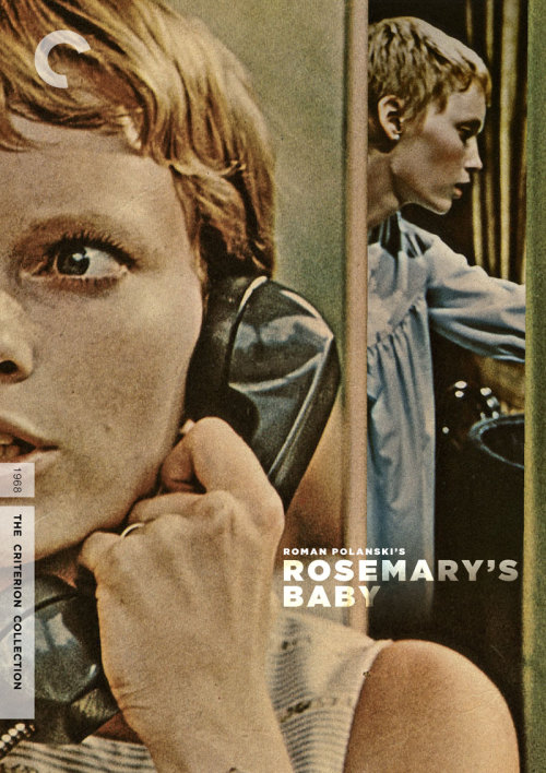 "Criterion Cover for Roman Polanski's ""Rosemary's Baby"""