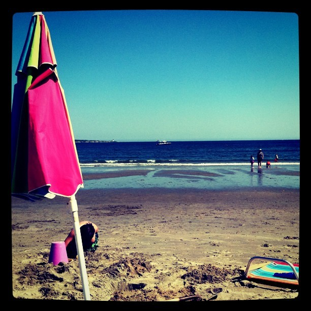 Yesss. Hello atlantic ocean.  (Taken with instagram)