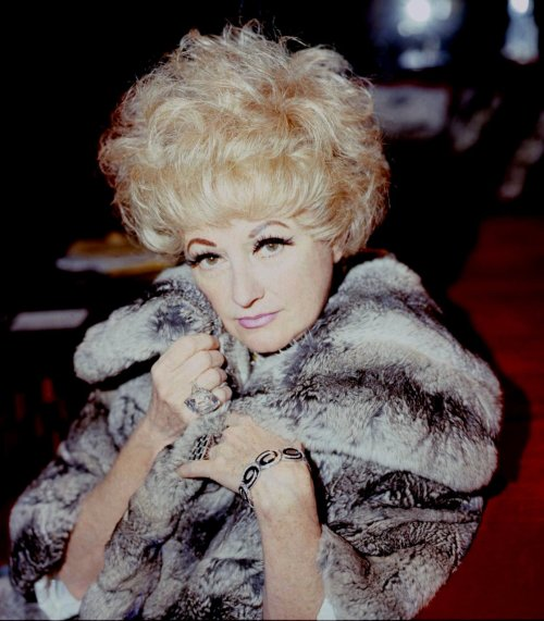 Phyllis Diller, Bay Area Comedy Legend.
