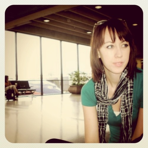 Airport in Philly #throwback  (Taken with instagram)
