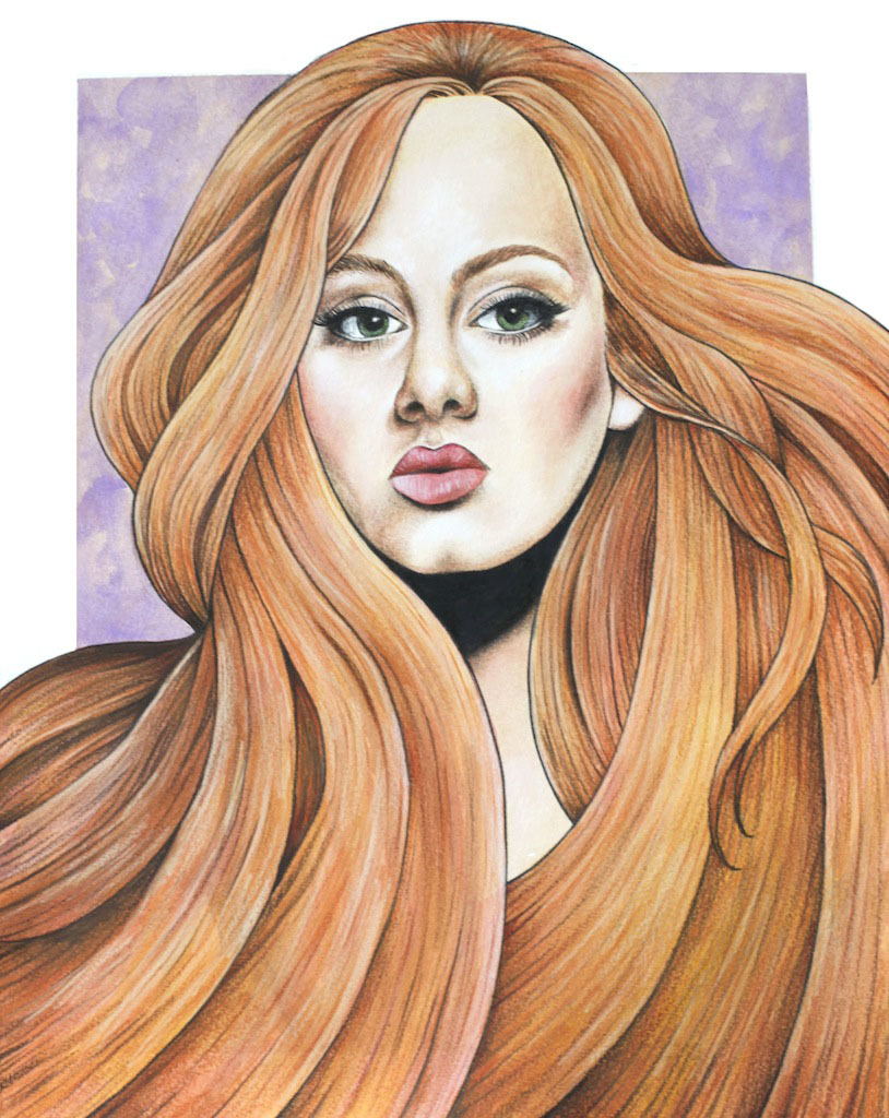 """Adele"" by Jade Sheldon"