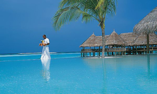Island of Lankanfushi, The Maldives