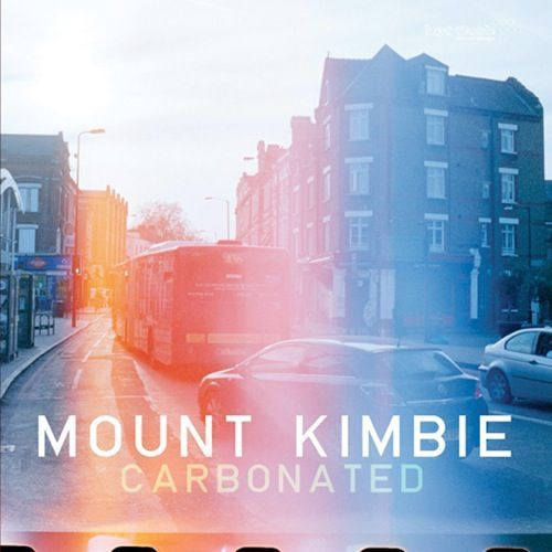 Mount Kimbie - Carbonated EP (2011)