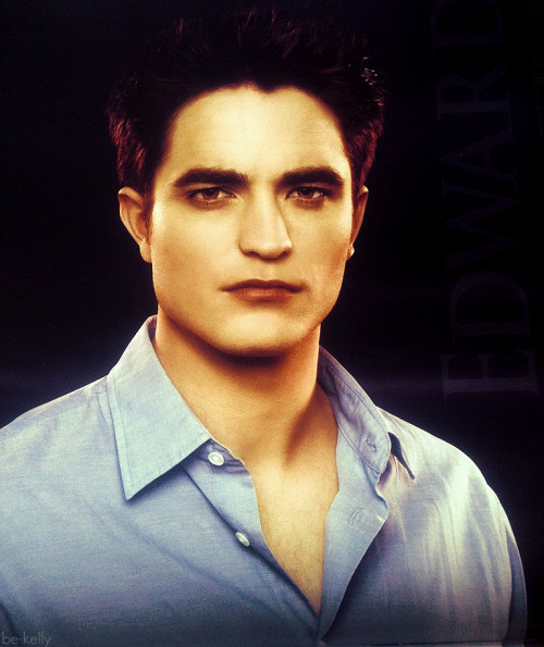 Another new Breaking Dawn promo picture of Edward from the BD calendar.