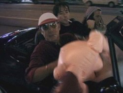Hunter S. Thompson, John Cusack, Johnny Depp and a blow up doll-why wasn't I invited?