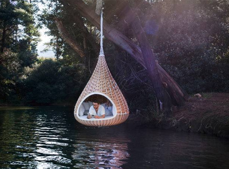 I WANT THIS NEST.