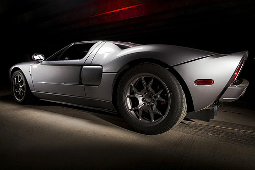 automotivated:  Ford GT (by - POD -)