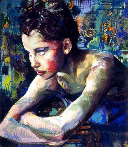gaksdesigns:  Charles Dwyer