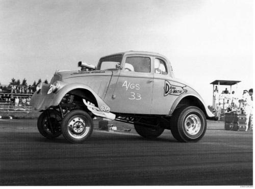 hellformotors:  Willys Gasser
