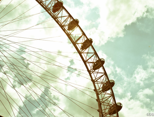 fuckyeahphotography:  London Eye