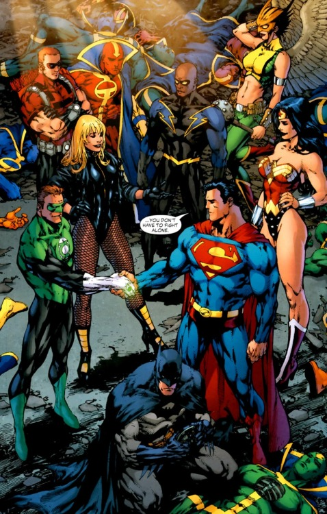 fycomicbookfriendships:  Justice League of America v2 #5
