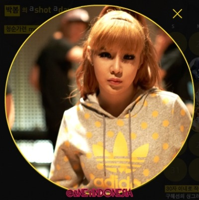 110718 Park Bom for Nikon 'A Shot A Day' Source: Nikon