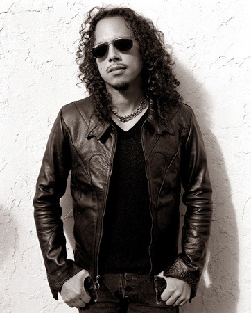 Kirk Hammet From Metallica ♥