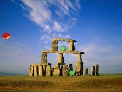Finally, Stonehenge explained.