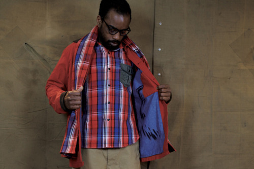 newsin:  Futura Laboratories F/W 2011