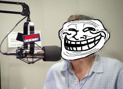 Colin Cowherd has a face for message boards, not for radio.
