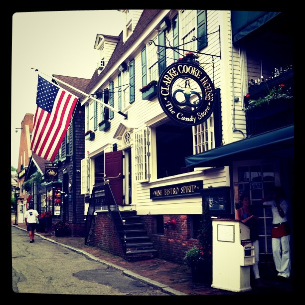 Newport, Rhode Island :) (Taken with instagram)